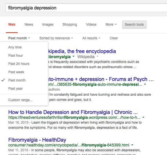 fibromyalgia depression - Google Search
