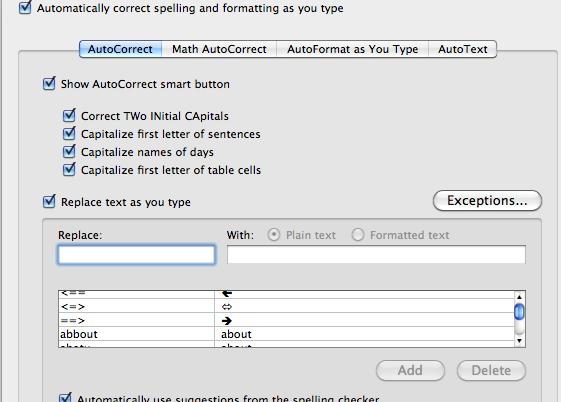 Tpi blog save time errors via word processing for Google docs add autocorrect