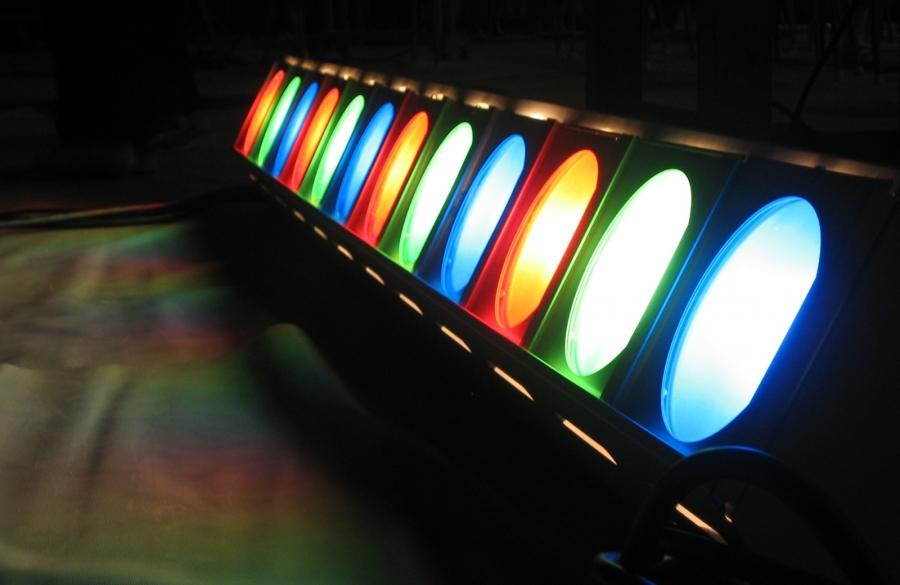 Spotlight-colors