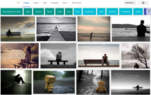 GoogleImageSearch-lonely