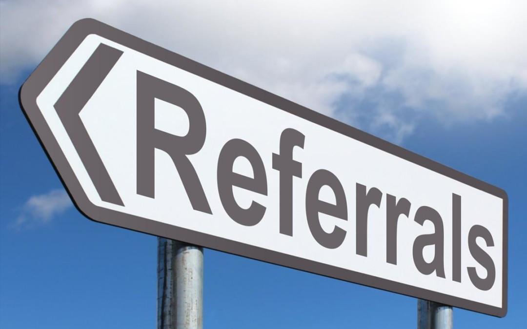 Seven Ways To Increase Referrals